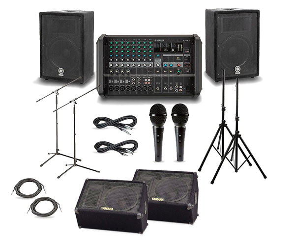 ADEK SPEAKER MIC EQUIPMENT RENTALS