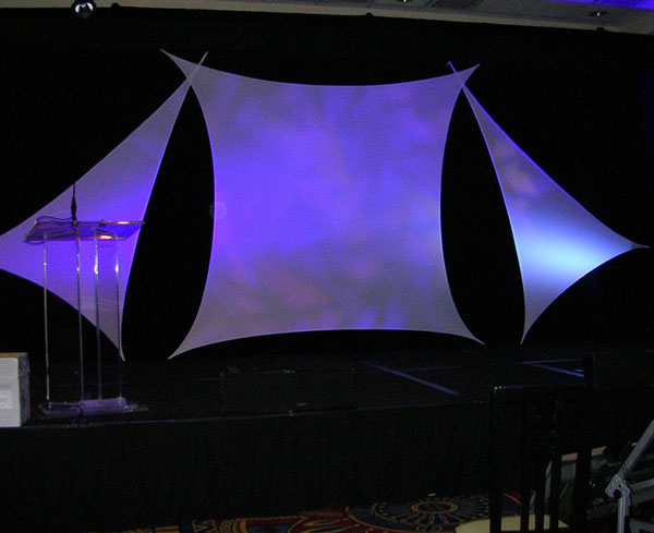ADEK Projection and Lighting Rentals