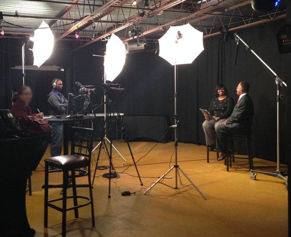 Single Camera Video Shoot - At Our Studios