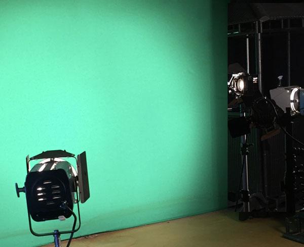 Green Screen Studio - SELF SERVE